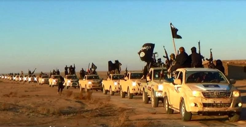 """Obama's """"Lack"""" of Strategy Towards ISIS"""