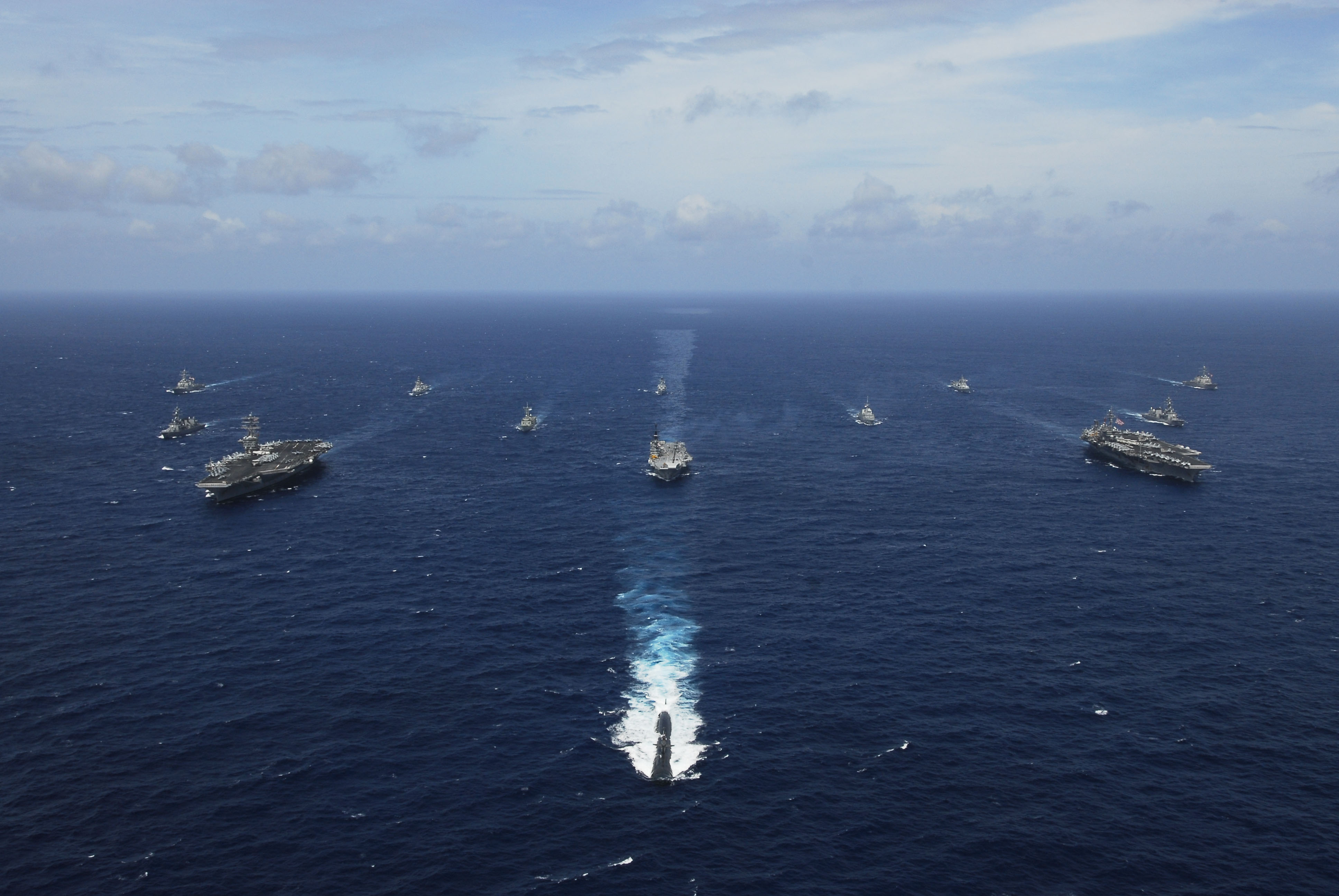 NSA Reform or Foreign Policy Signaling? Maritime Provisions in Title VIII of the USA Freedom Act