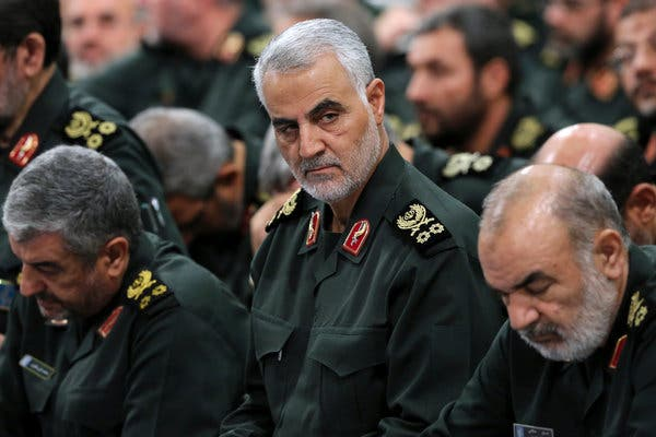 The biggest losers from the Suleimani strike may be America's Gulf allies
