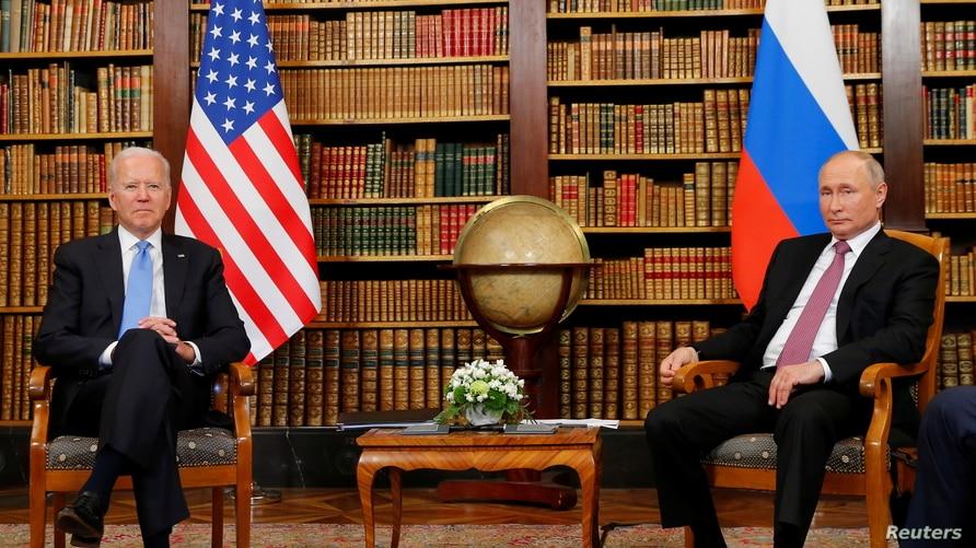 Putin-Biden summit, but make it an 18th century gossip column